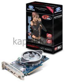 SAPPHIRE 1 GB HD4850 128 BIT DDR3 VAPOR X