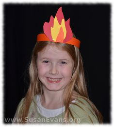 Susan's Homeschool Blog - http://susanevans.org/blog/pentecost-activities-for-kids/