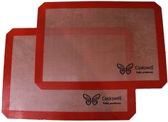 Cookswell Non-stick Silicone Baking Mat Set >>> More infor at the link of image  : Baking Tools and Accessories