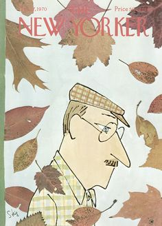 The New Yorker - Saturday, October 17, 1970 - Issue # 2383 - Vol. 46 - N° 35 - Cover by : William Steig