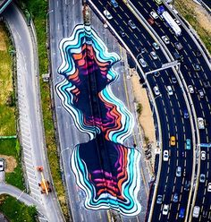 overhead view, by 1010 in Paris, 5/15 (LP)