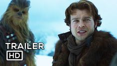 SOLO: A STAR WARS STORY Official Trailer (2018) Han Solo Movie HD - YouTube