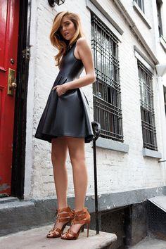 We love The Blonde Salad blogger, Chiara Ferragni's collaboration with Steve Madden
