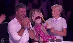 Darci Lynn: Introduces her naughty old-lady puppet 'Edna' and Makes Simon Cowell BLUSH on LIVE TV!! America's Got Talent Semifinals. (Prediction: You're looking at the winner!)