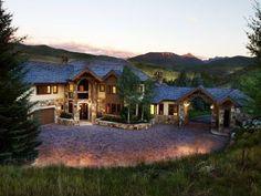Cool house in aspen