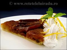 Tarte Tatin French Food, Cooking Ideas, French Toast, Breakfast, Healthy, Ethnic Recipes, Pie, Morning Coffee, Health