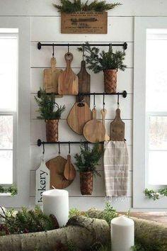 Beautiful Farmhouse Kitchen Decor Ideas 30
