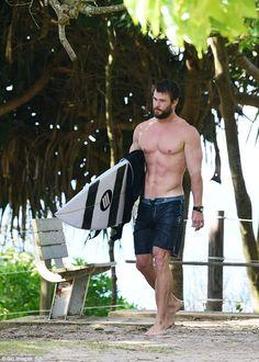 Hot surfer bates