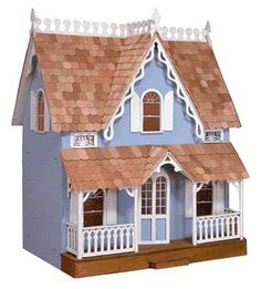 Arthur Dollhouse Kit - The Magical Dollhouse