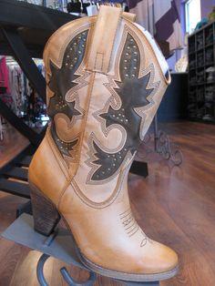 Love our cowboy boots!
