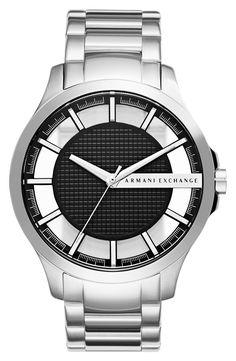 Bracelet Watch, 46mm