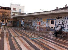Grottaglie (Taranto) - Piazza Ciro Cafforio: i tempi di intervento per la sistemazione sono imposti dalla legge