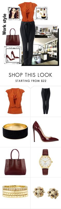 """""""Untitled #147"""" by raimonditeliuke ❤ liked on Polyvore featuring Vivienne Westwood, Forever New, Cheap Monday, Gianni Renzi, Anya Hindmarch, Kate Spade, Penny Preville and Chanel"""
