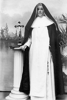 St. Mary's Dominican Sisters: Mother Mary de Ricci Hutchinson  1868-1931: New Orleans Dominicans
