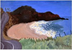 Milton Avery--The Sea