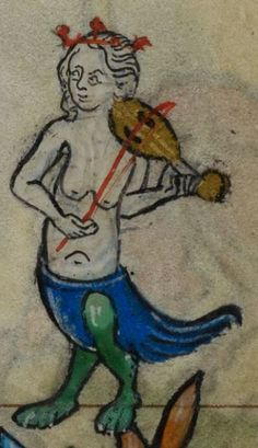 Detail from medieval manuscript, British Library Stowe MS 17 'The Maastricht Hours', f103r