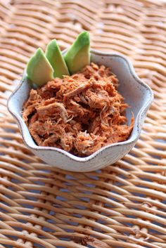 One of the great treats of summer is pulled pork barbecue. We make this recipe paleo with a delicious and light barbecue sauce that brings tangy sweet flavors to the pulled pork, without any added sugars. Seafood Recipes, Paleo Recipes, Cooking Recipes, Health Recipes, Pork Recipes, Dinner Recipes, Barbecue Pulled Pork, Barbecue Sauce, Pork Dishes