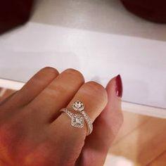 Abstract Elegance, Clear CZ | PANDORA Jewelry US