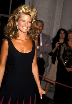 Christie Brinkley's Style Evolution 1984 - Gorgeous!