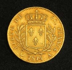 20 Francs Gold Coin
