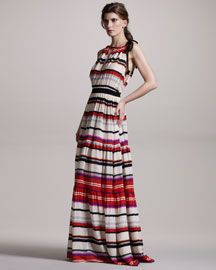 10 Crosby maxi dress