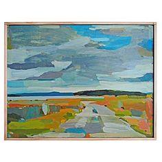 """Pinole Point, North I"" by Karen Smidth"