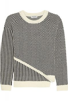 Knitwear trend: 20 Fall Winter 2015-2016 sweaters that will make your look