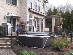 1000 Images About Hot Tubs And Pools Installed By