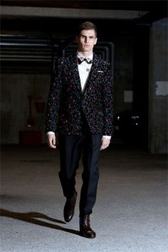 Alexis Mabille Menswear Fall-Winter 2013-2014 Look 20