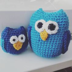 Crochet owls Crochet Owls, Beanie, Hats, Instagram Posts, How To Make, Handmade, Hand Made, Crocheted Owls, Hat