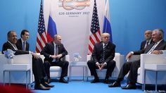 News: US and Russia agree ceasefire for southwest Syria As Trump and Putin meet
