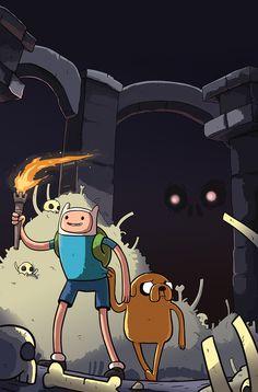 Adventure Time OGN v7 The Four Castles