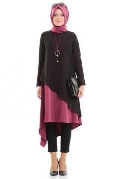 Arab Fashion, Islamic Fashion, Muslim Fashion, Modest Fashion, Hijab Abaya, Hijab Gown, Casual Hijab Outfit, Hijab Chic, Tunic Designs