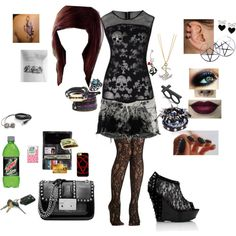 """Untitled #160"" by kgrinder on Polyvore"