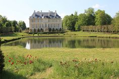 Chateau de Vendeuvre - Normandy. My favourite Chateau! Supremely beautiful.