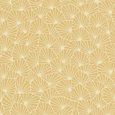ROXANE wallpaper non-woven graphic pattern matte, mustard yellow - pattern Web Patterns, Graphic Patterns, Mustard Wallpaper, Scandinavian Kids Rooms, Yellow Pattern, Parquet Flooring, Room Wallpaper, Interior Design Inspiration, Mustard Yellow