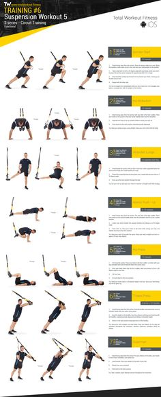Training #6 - Suspension Workout 5 :: Total Workout Fitness