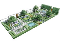 Gallery of Garden Design by Groby Landscapes in Leicester | Ground ...