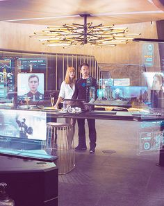 The Avengers | Tony and Pepper