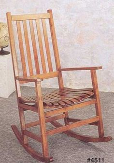 35 inches modern classic rocking chair with oak wood finish discount 71 percent off