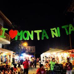 Montañita, Ecuador!!