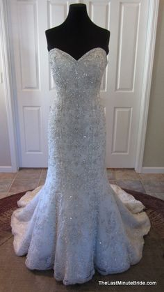 Allure Bridals Allure Couture C267 from The Last Minute Bride Love this dress! $1800 vs $3200. Seriously amazing deal. If you are my girlfriend checking my page, and you probably are, check out last minute bride before you buy anywhere else. Samples.