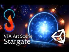 VFX Art Scene - Stargate
