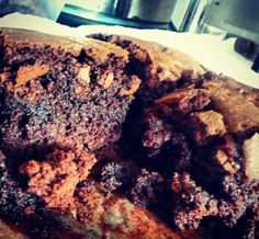 Homemade brownies!