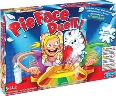 Discover the Hasbro Pie Face Showdown Game. Explore items related to the Hasbro Pie Face Showdown Game. Organize & share your favorite things (including wish lists) with friends. Fun Games, Games For Kids, Family Games, Party Games, Party Fun, Family Kids, Friends Family, Toys For Boys, Kids Toys