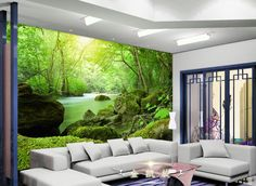 3d three dimensional stone mural wallpaper sofa tv background wallpaper painting-inWallpapers from Home & Garden on Aliexpress.com | Alibaba Group