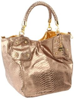 $70.63-$89.95 Looking for the perfect transitional purse that combines style with practicality? This little lady has got it all! The JBRIANNA features a lizard-like material for a touch of pizzazz on a classic bucket bag shape. Wear JBRIANNA at the office with a knee-length pencil skirt, a blouse, and pumps. Swap the knee-length skirt for a banding mini skirt for a glamorous night out!