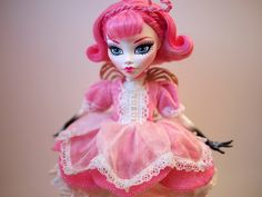 C. A. Cupid. Monster High.
