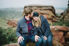 Colorado Engagement Session by Sean Money + Elizabeth Fay