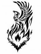 Tribal Phoenix Tattoo Designs - Bing Images